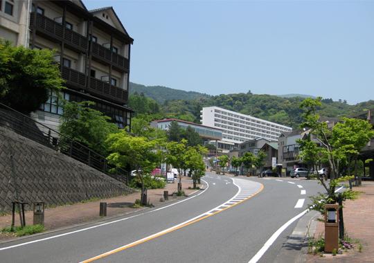 霧島温泉郷(丸尾温泉)