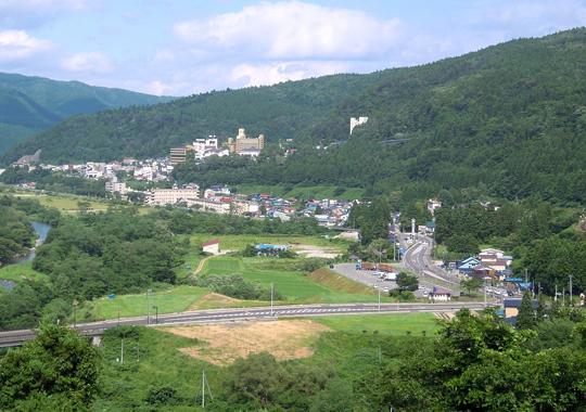 鳴子温泉郷(川渡温泉)
