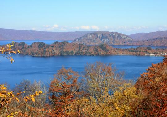 十和田湖の温泉(十和田湖温泉郷)