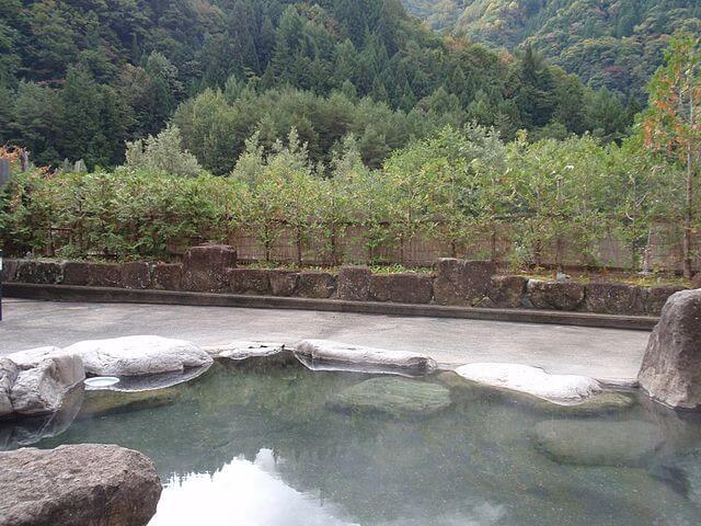奥飛騨温泉郷(栃尾温泉)