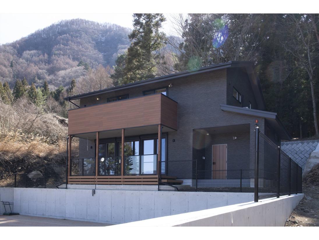 Villa Blue 富士河口湖